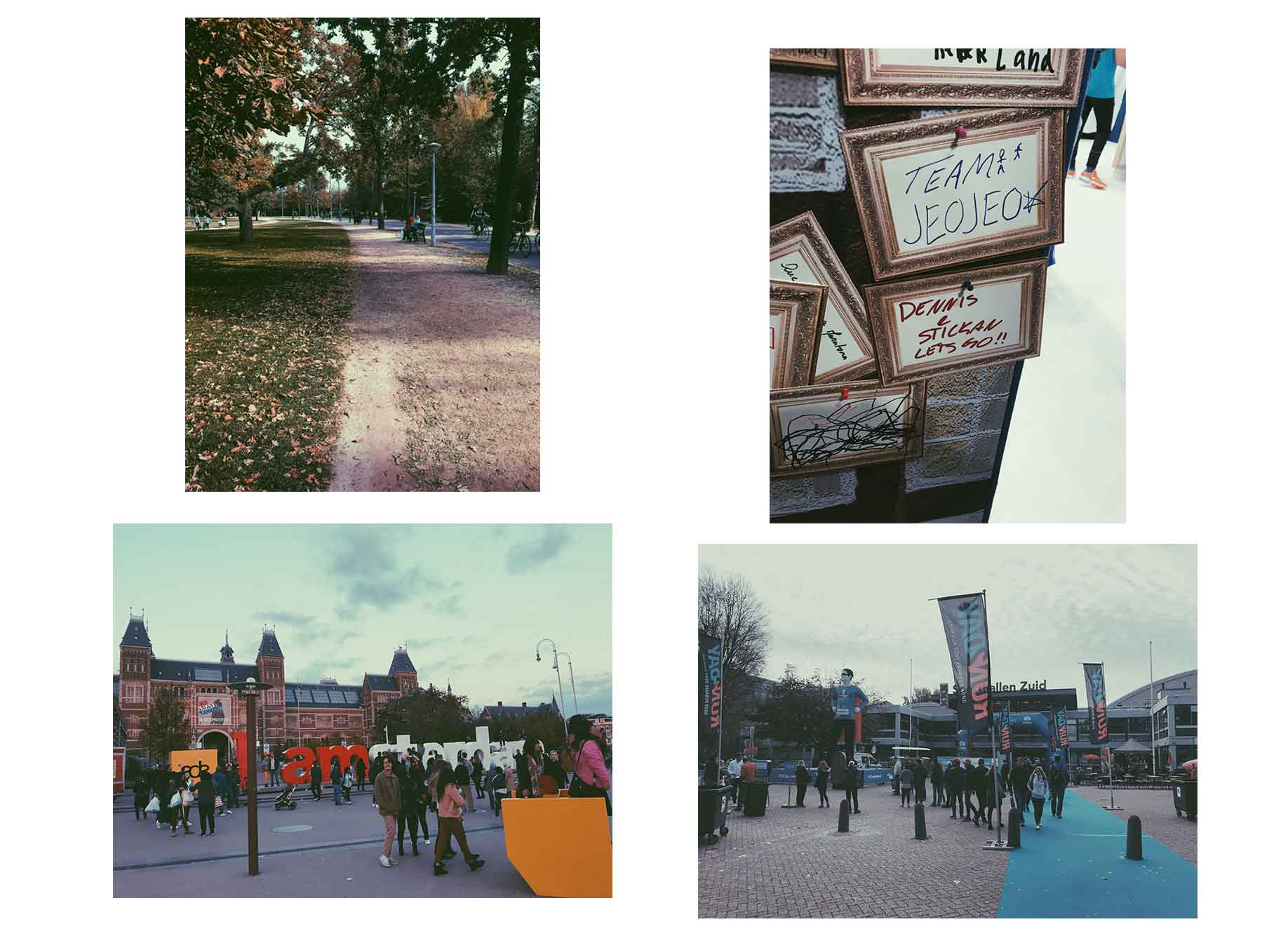 maraton i amsterdam